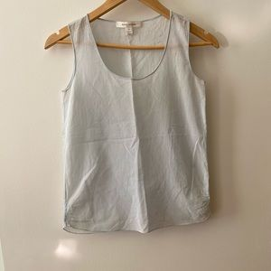 Vintage Marc Jacobs Sheer Silk Tank Top